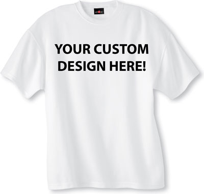 How to Choose the Perfect Custom T-Shirt Design - Free Market ...